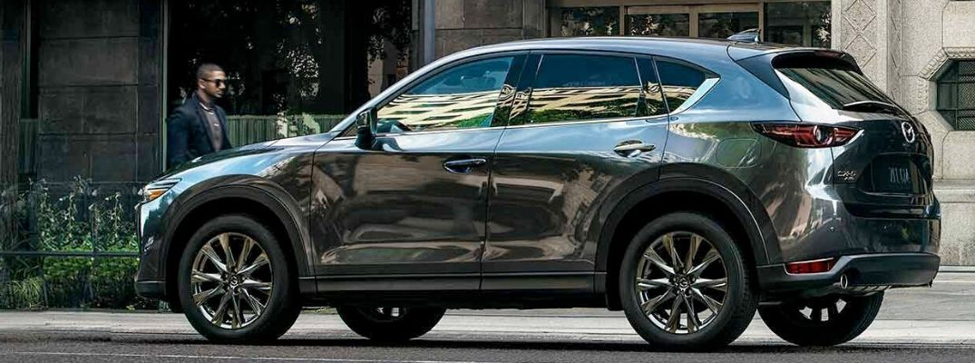 Mazda Certified Pre Owned >> What Interior and Exterior Color Options Are Available on the 2019 Mazda CX-5?