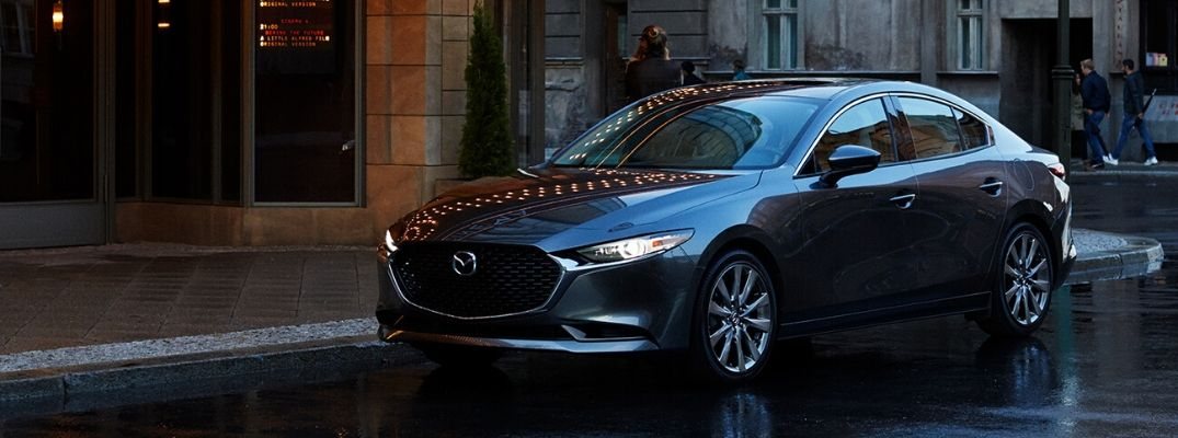 What Technology Features Are Available Inside the 2020 Mazda3 Sedan?