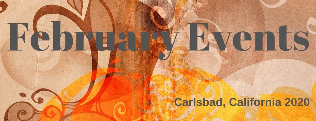February Events carlsbad banner