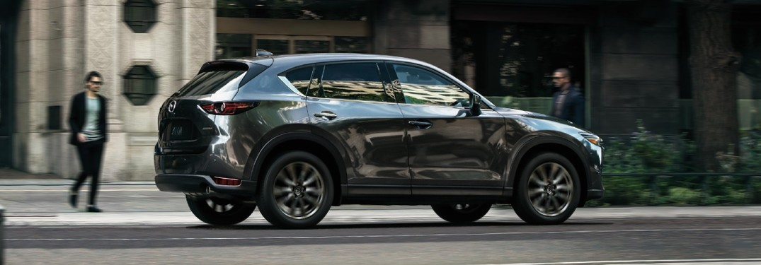 Bob Baker Mazda CX-5 Signature Diesel Financing Offer