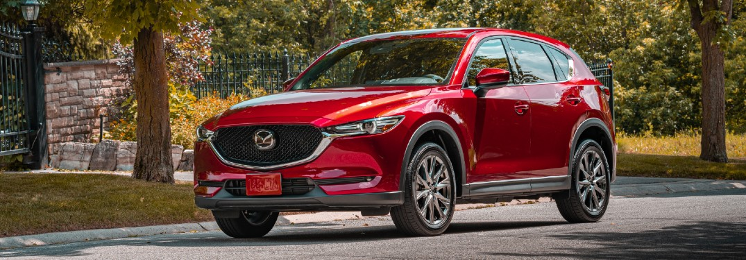 What are the Safety Features In a 2020 Mazda CX-5?