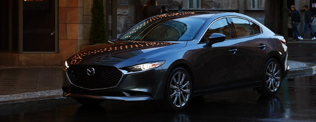 New Safety Features Found in the Standard 2020 Mazda3 Trim