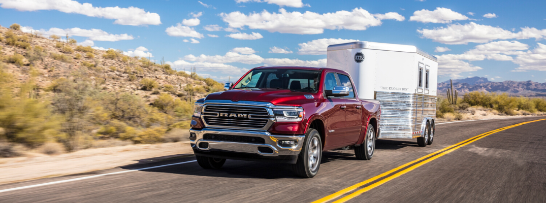 Towing Capabilities Of The 2020 Ram 1500 Freedom Chrysler Dodge Jeep Ram By Ed Morse