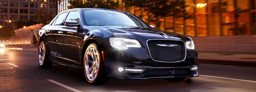 2021 Chrysler 300 from front
