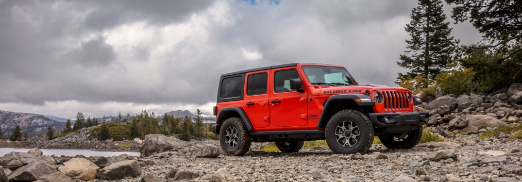 Shop New and Used Jeeps near Dallas, TX