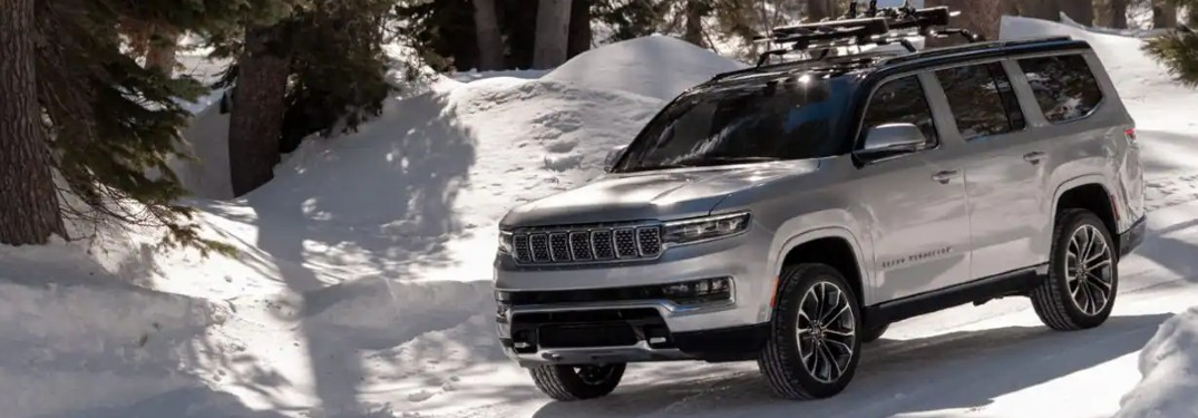 5 Technology Highlights of the 2022 Jeep Grand Wagoneer