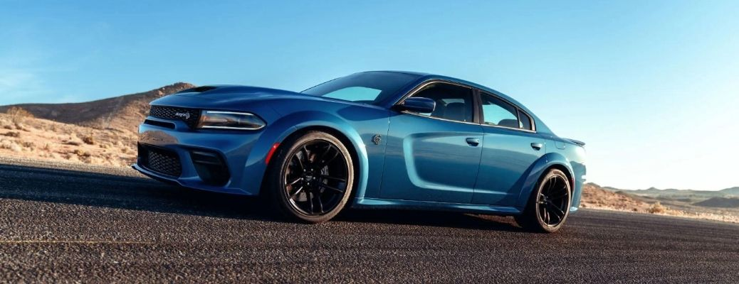 Look at these 2021 Dodge Charger Exterior Color Options