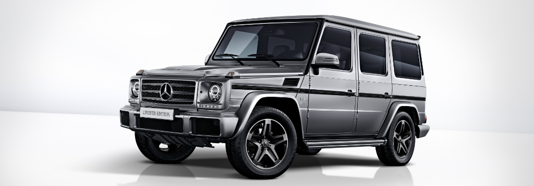 Only 463 of These Limited Edition G 550 Models Have Been Made, and One of Them Could Be Yours