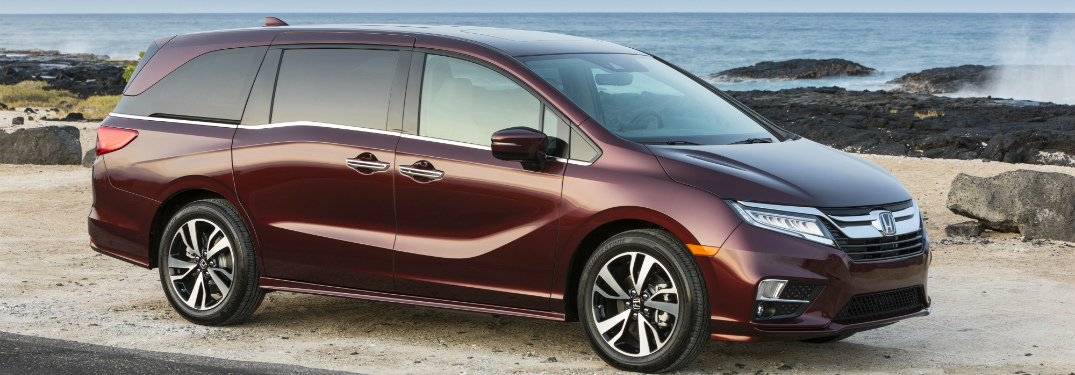 Has Anything Changed for the 2019 Honda Odyssey?