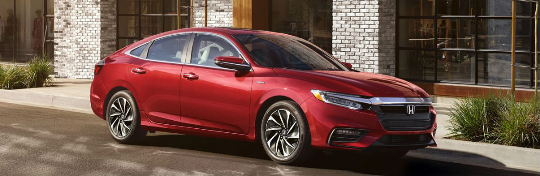 How fuel-efficient is the 2021 Honda Insight?