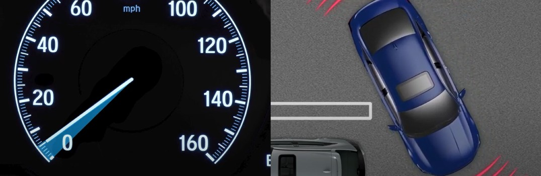 Learn How to Use the Low-Speed Braking Control feature of Honda Sensing