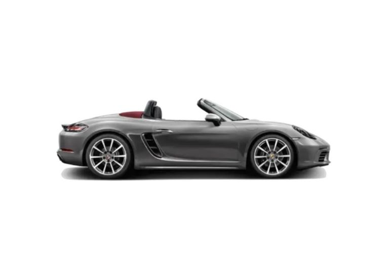 Image of 2021 718 Boxster