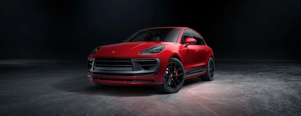 Check out the New Porsche Macan in Action!
