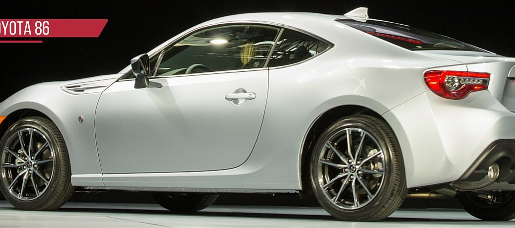 what is the 2017 Toyota 86_o