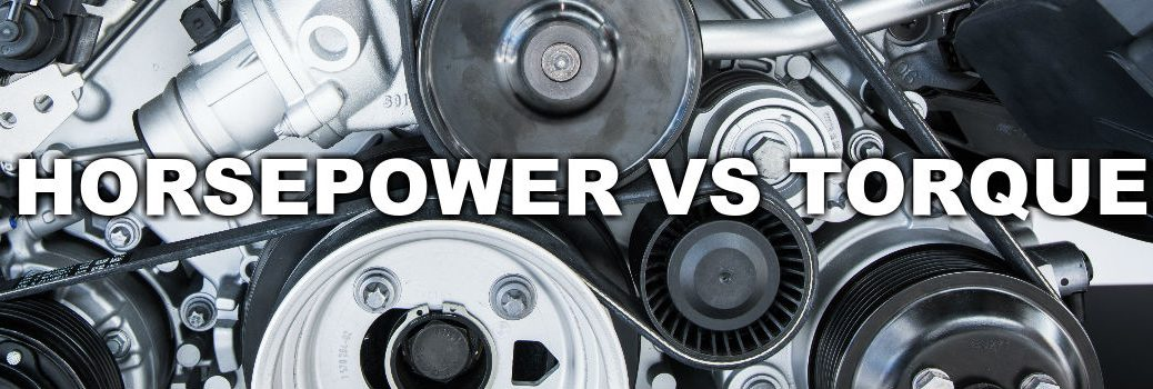 Difference between horsepower and torque