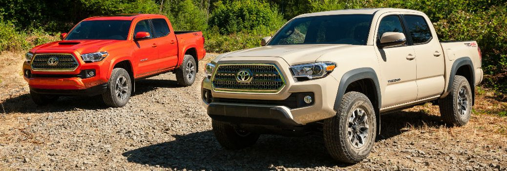 2016 Toyota Tacoma redesign specs and features