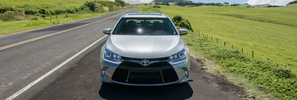 2016 Toyota Camry color options