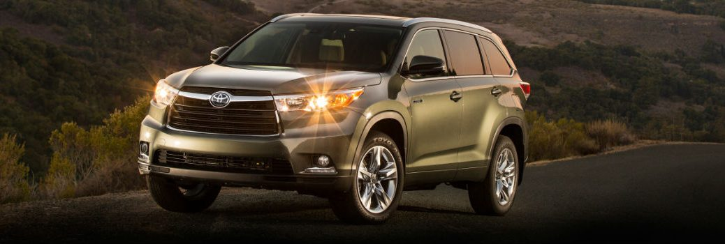 2016 Toyota Highlander Towing capacity