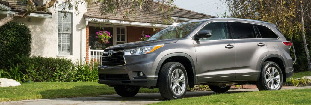 new 2016 toyota highlander features and specs 2016 toyota highlander features and specs