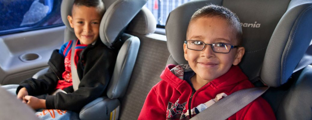 Child Car Seat Safety for the Holidays