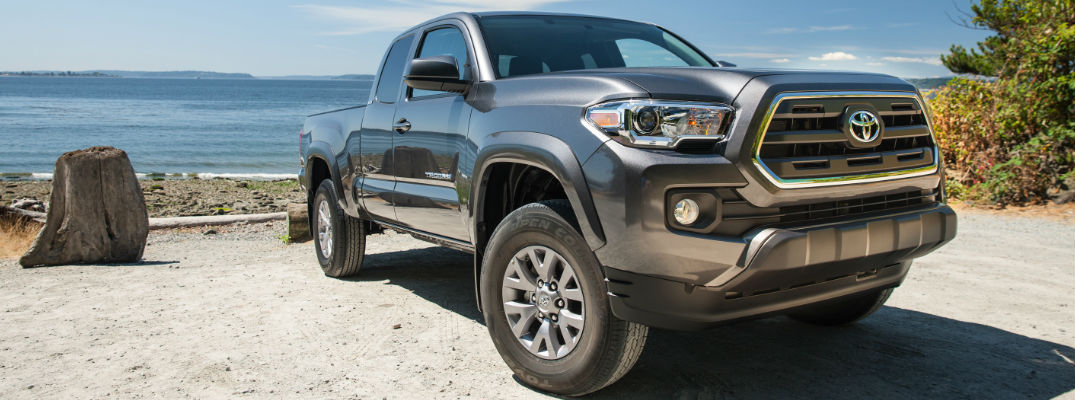 New 2016 Toyota Tacoma Sr5 Specs Features And Options