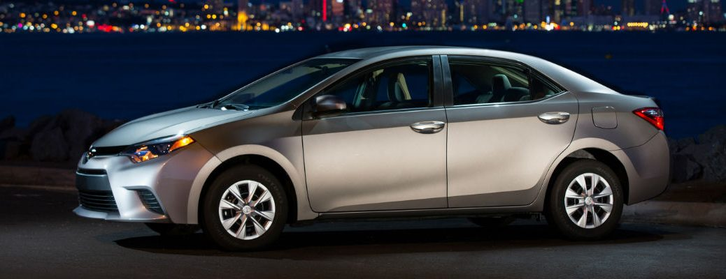 Overview of the 2016 Toyota Corolla