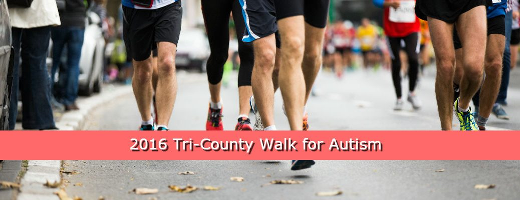 2016 Tri-County Walk for Autism