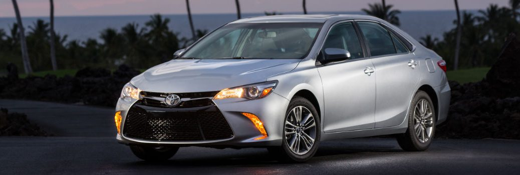 2017 Camry specs and features