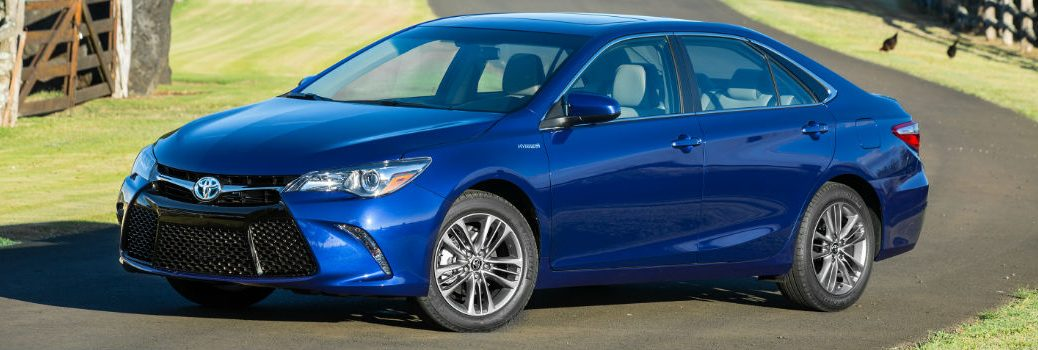 2017 Toyota Camry changes