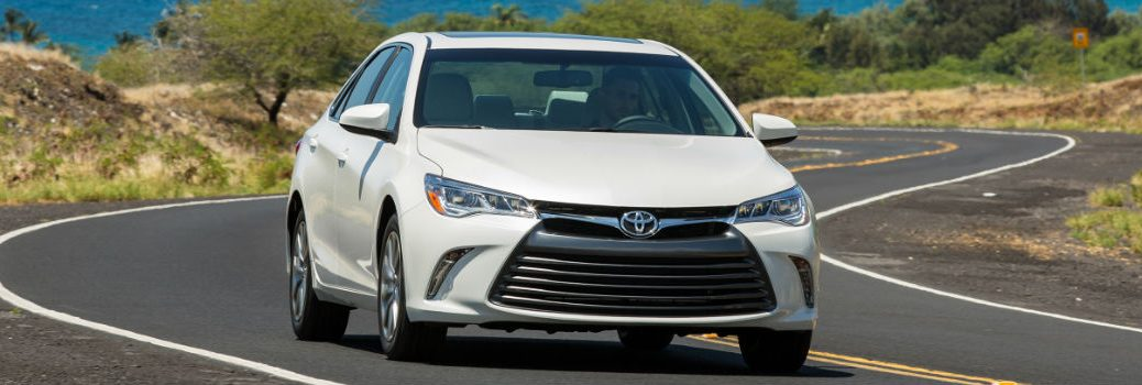 2017 Camry fuel economy ratings
