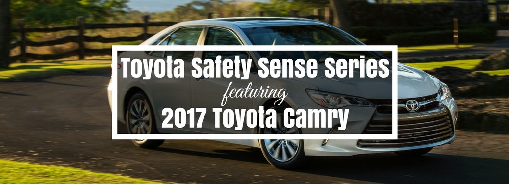 2017 Toyota Camry standard safety features