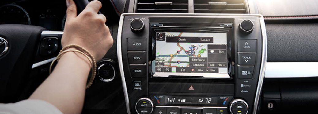 What Can I do with the Toyota Entune™ System?