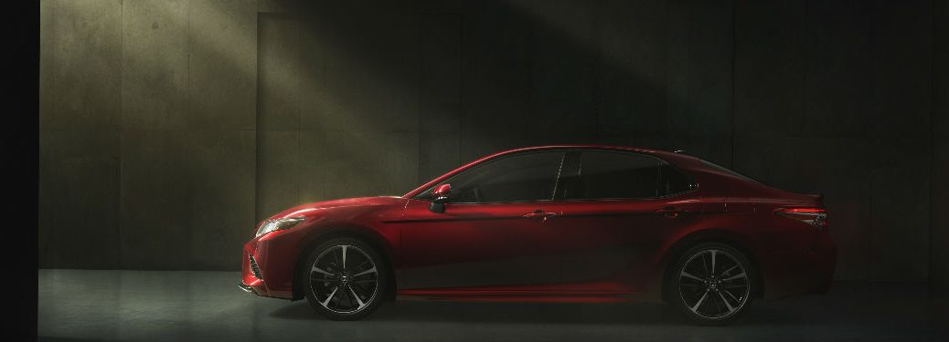 2018 Toyota Camry Design Features and Details