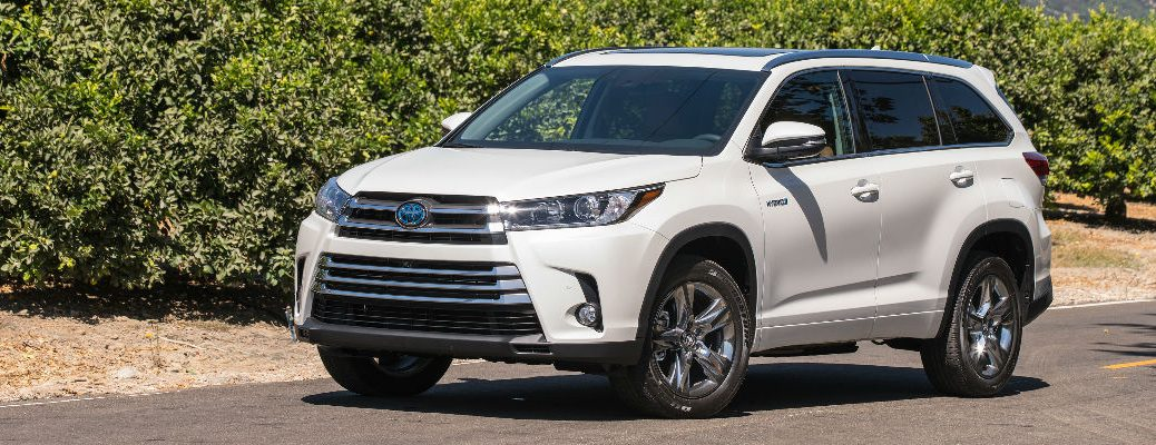 2018 Toyota Highlander Features, Specifications and Release Date