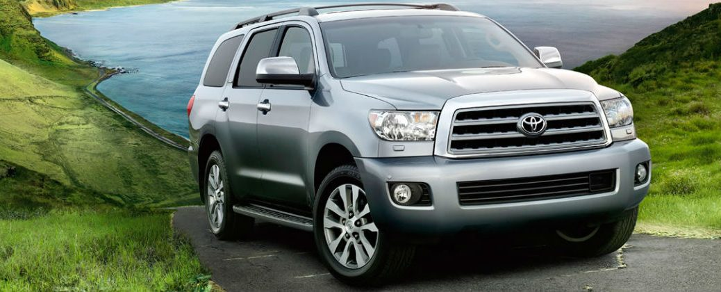 Towing Ability and Performance Specifications of the 2017 Toyota Sequoia