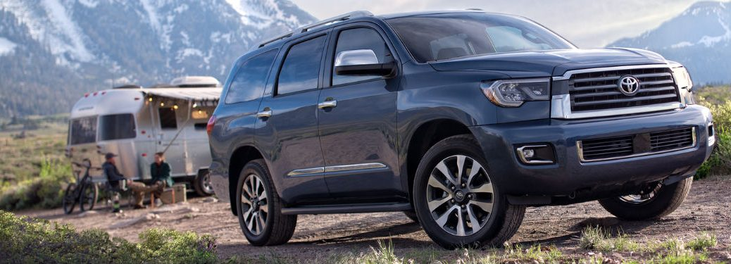 Top 4 Toyota Models for Fall Adventuring