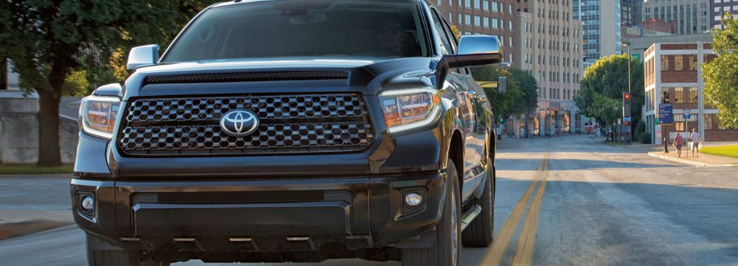 2018 Toyota Tundra Driver-Assistive Safety Features and Information