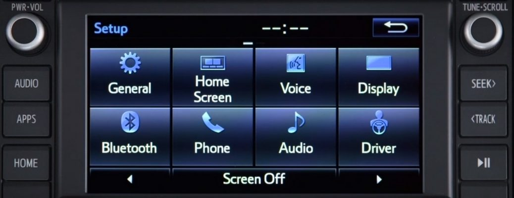 Pairing an Android Phone with Bluetooth in a Toyota Car