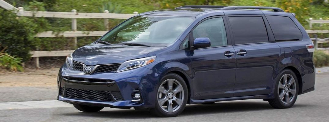 2020 toyota sienna interior and exterior color options 2020 toyota sienna interior and