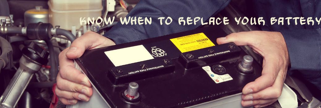signs your need a new battery replacing battery burlington vt
