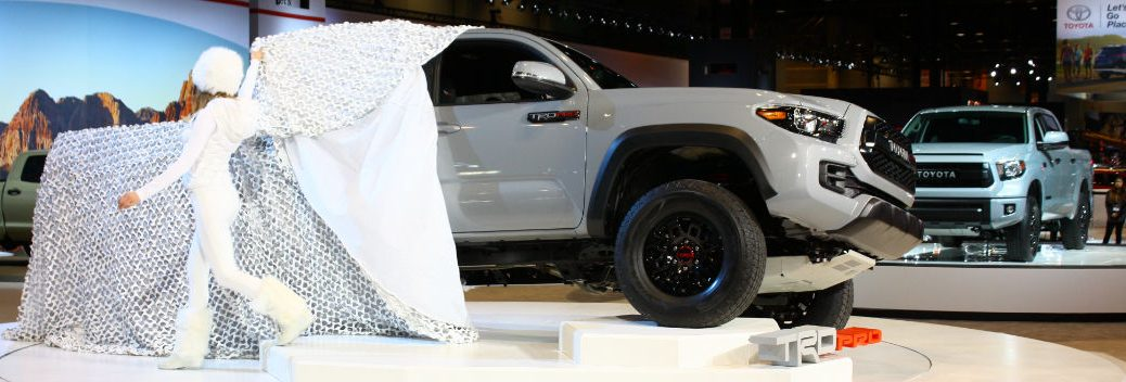 2017 toyota tacoma trd pro release date unveiled performance features