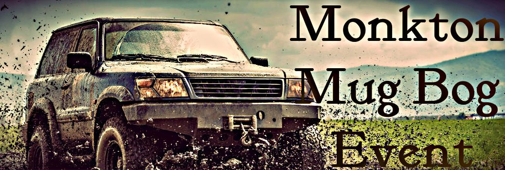 big truck mudding monkton mud bog event