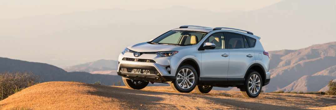 What's New on the 2017 RAV4?