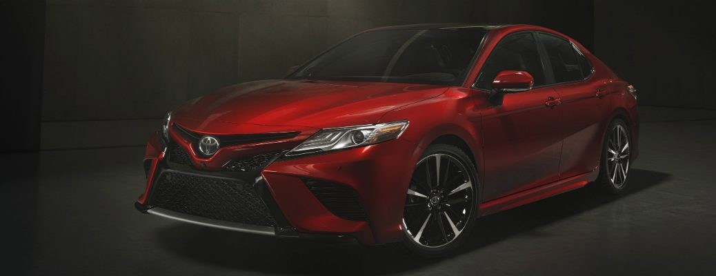 What Safety Features Are On The 2018 Toyota Camry