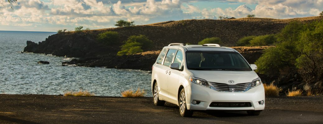 Can You Tow In The 2017 Toyota Sienna