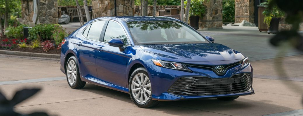 2018 Toyota Camry for sale South Burlington, VT Heritage Toyota