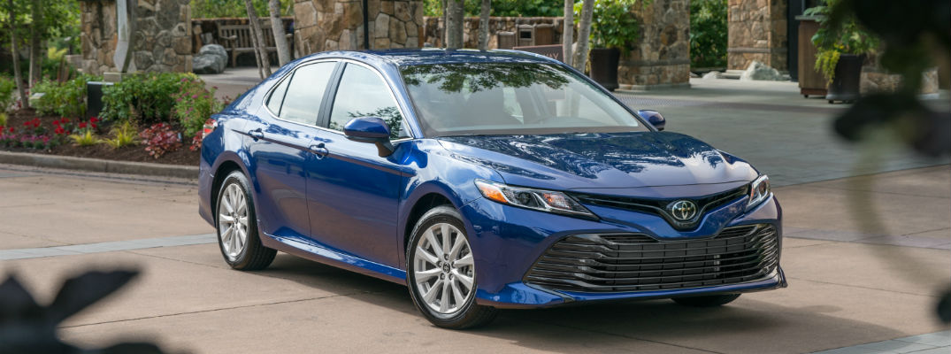 Heritage Toyota takes in first delivery of the 2018 Camry