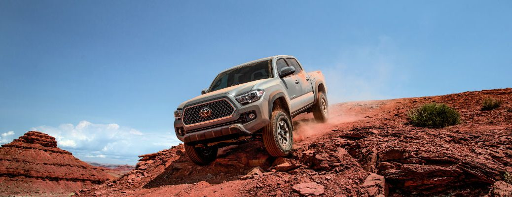 Which Color Of 2018 Tacoma Will You Take Home Today