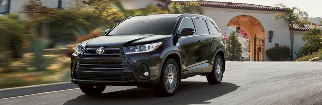 What are the 2018 Toyota Highlander Performance Details?