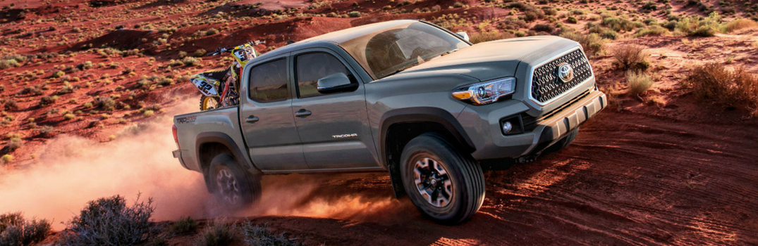 What is the Towing Capacity of the 2018 Toyota Tacoma?